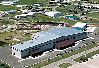 aircraft manufacturing, office, wichita, KS